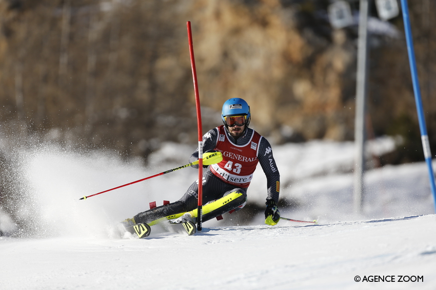 Val d'Isére slalom Tommy Sala